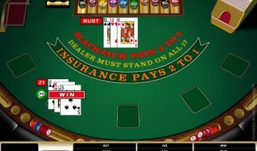 Using Advanced Blackjack Strategy