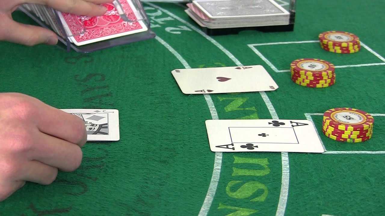 The Best Strategy to win at a blackjack casino game