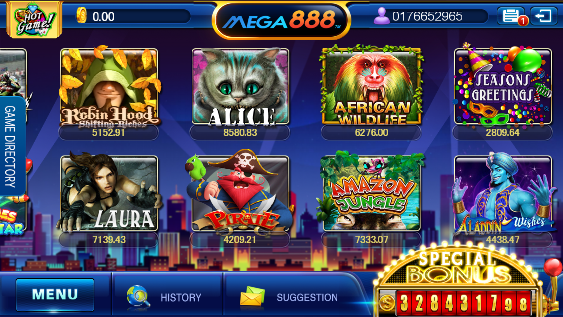 REASONS WHY MEGA888 IS THE BETTER THAN LANDED SLOTS
