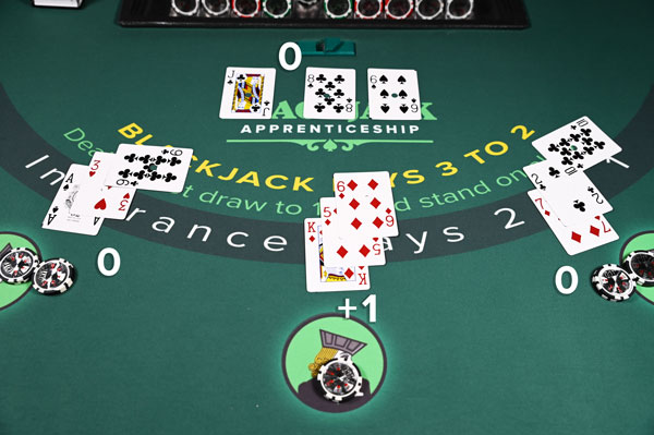 Blackjack: How To Count Cards Like A Professional