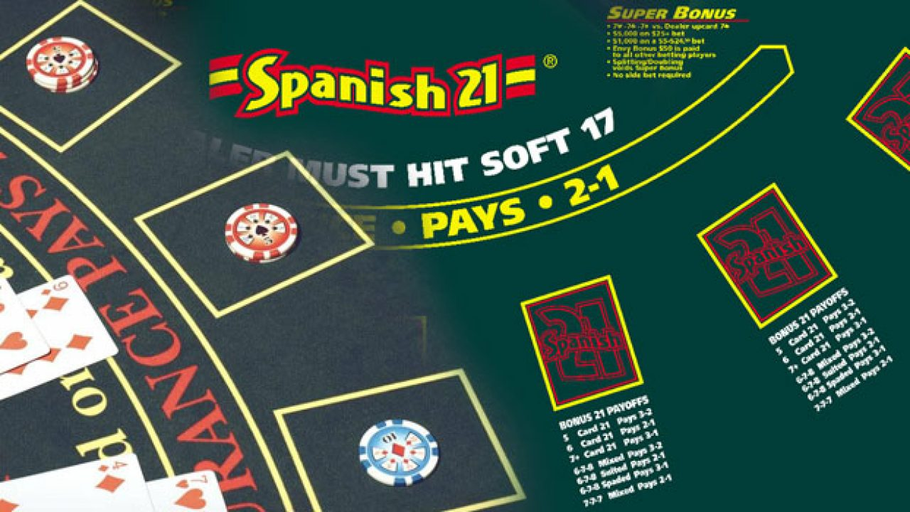 WHAT IS THE DIFFERENCE BETWEEN BLACKJACK AND SPANISH 21?